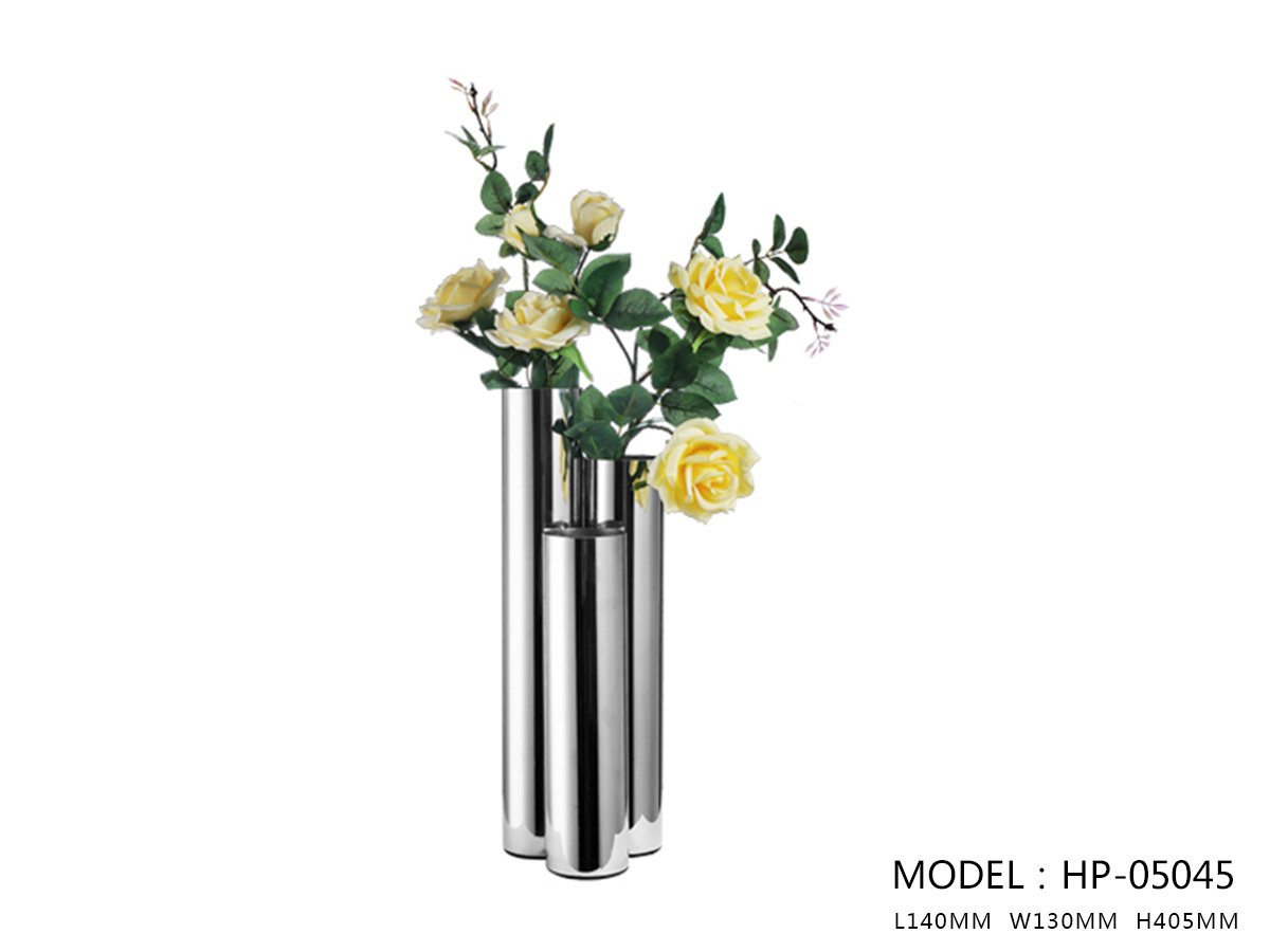 Stainless Steel HC Vase