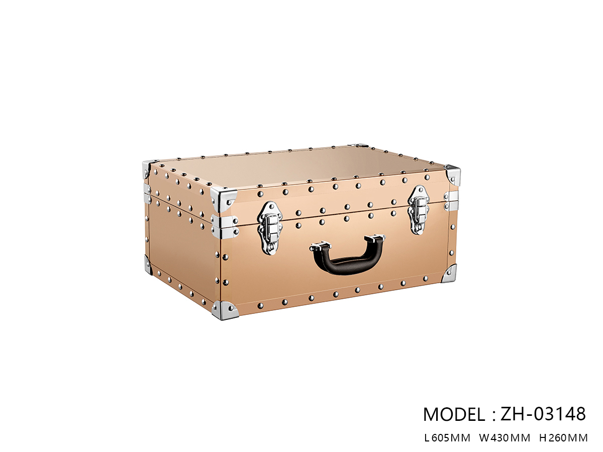 Rivet Suitcase - One Large Size Only