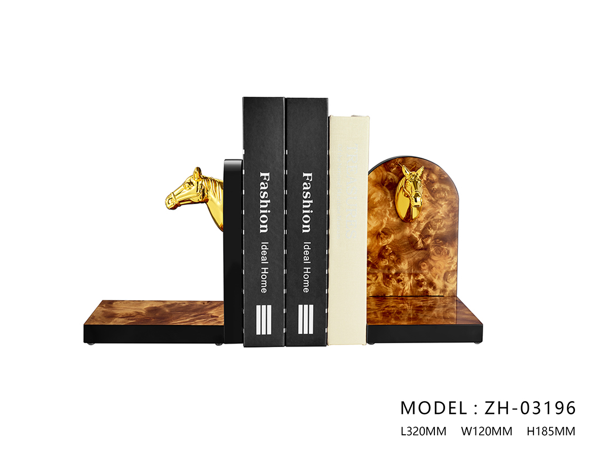 Bookends - Set of 2