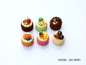 Decorative Cakes (6pcs/box)